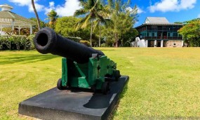 Cayman History Tour (Pedro St. James Castle & the Mission House)